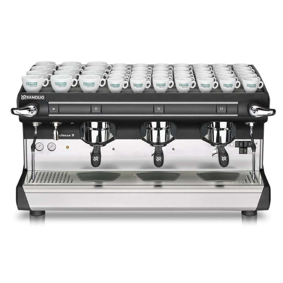 Espressor profesional Rancilio CLASSE 9 S, 3 grupuri