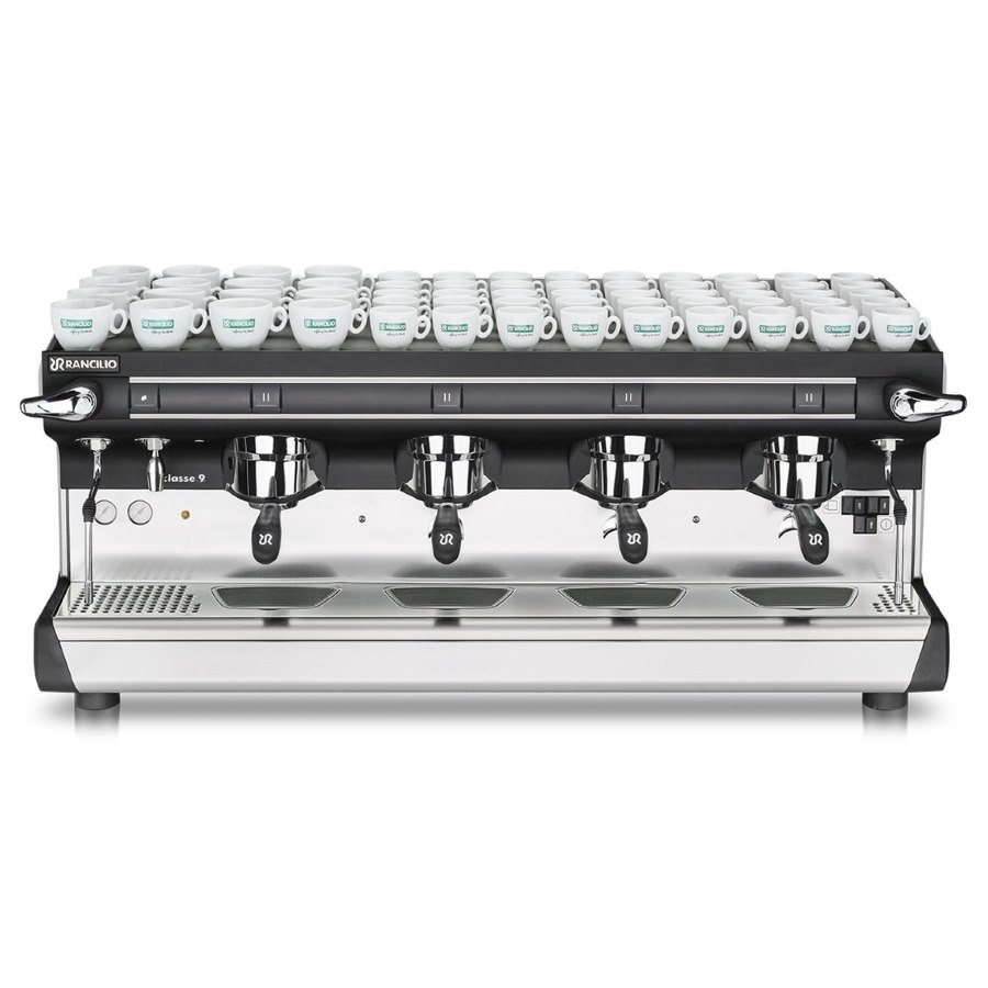 Espressor profesional Rancilio CLASSE 9 S, 4 grupuri