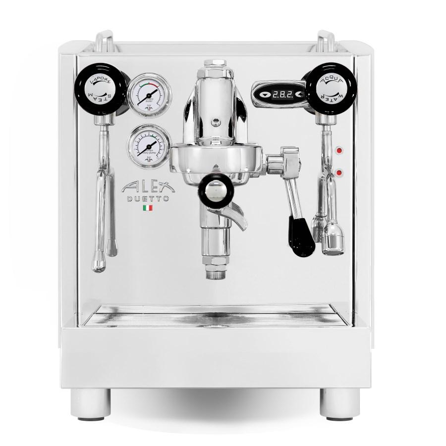 Espressor Izzo ALEX DUETTO IV PLUS INOX