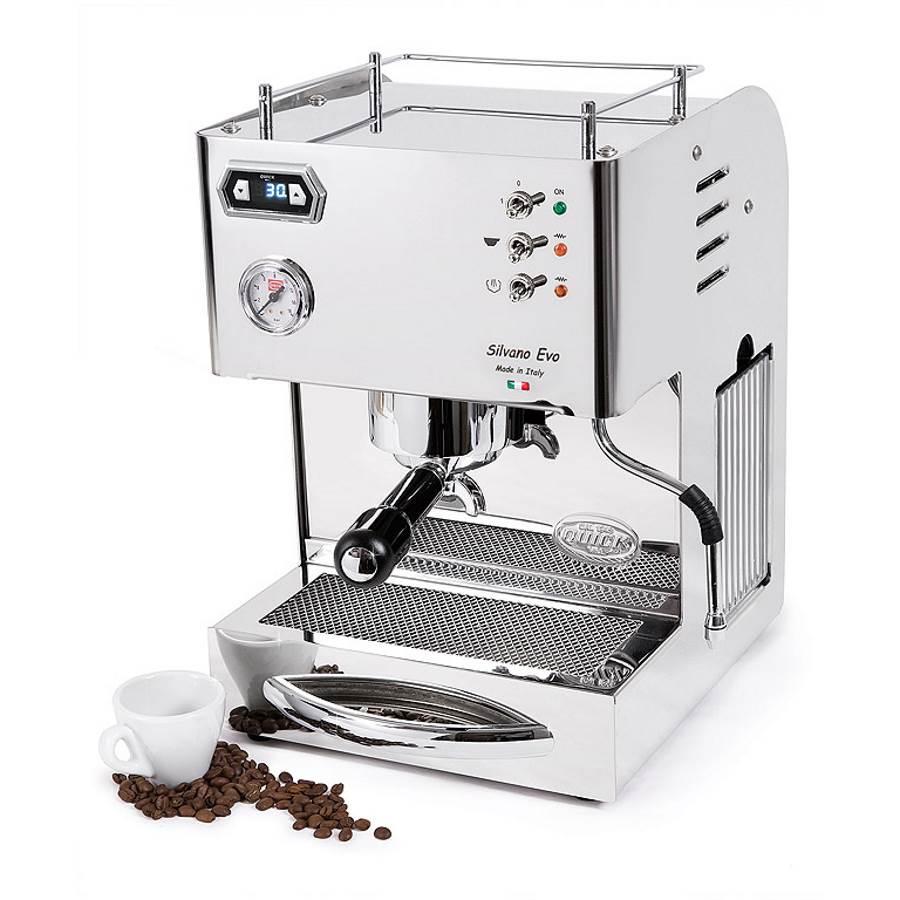 Espressor Quick Mill Silvano Evo MOD.04005