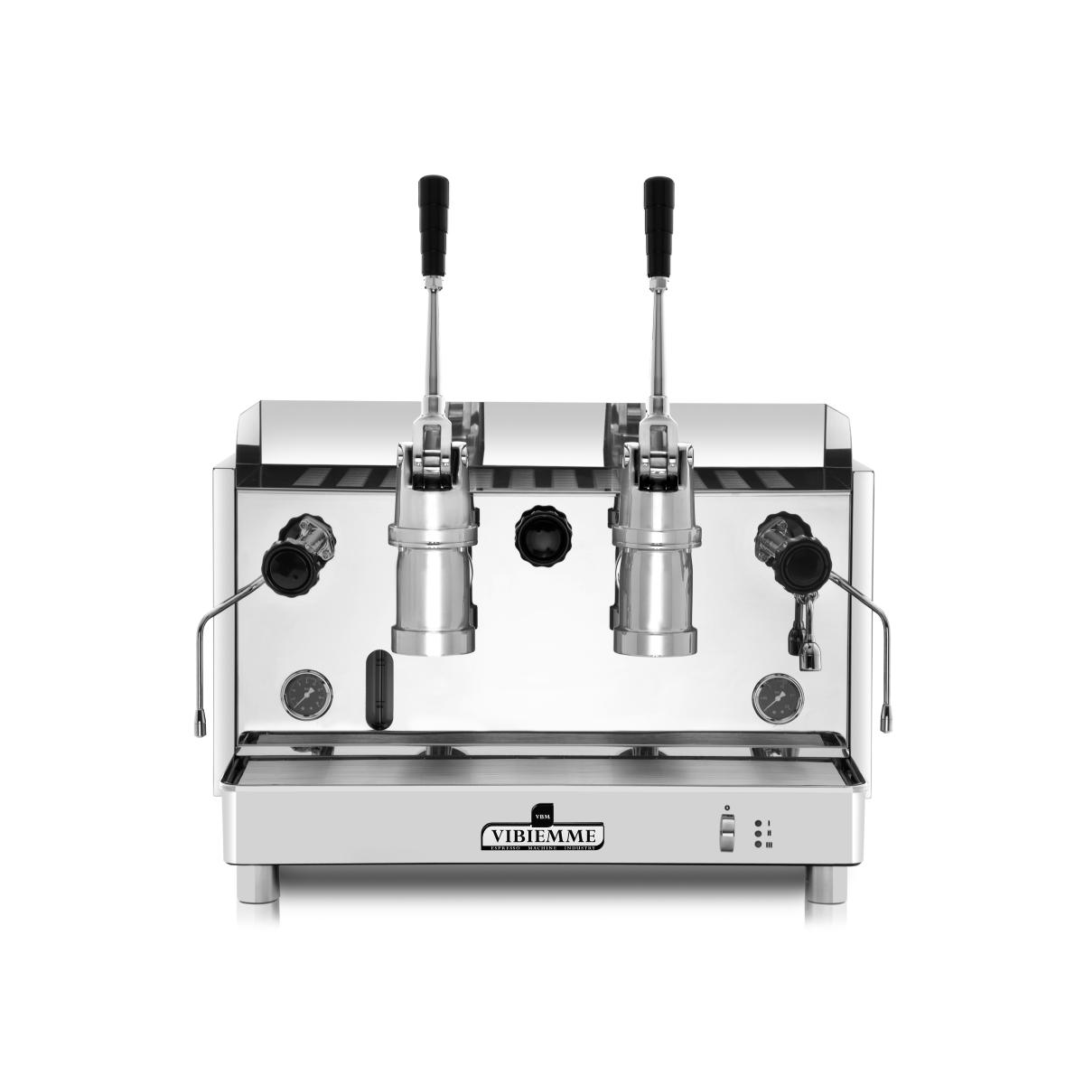 Espressor profesional Vibiemme Replica Pistone, 2 grupuri