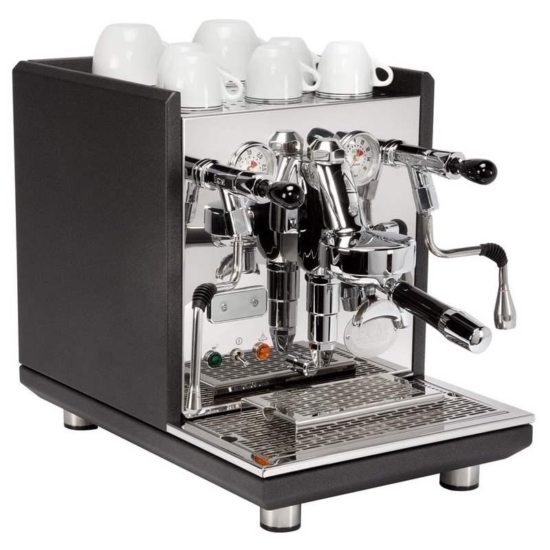 Espressor ECM Synchronika Antracit