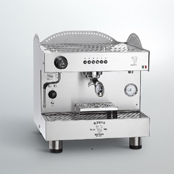 Espressor profesional Bezzera B2016 DE, 1 grup
