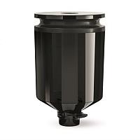 Pâlnie de cafea BlowUp fumurie completă 1.2 Kg. Eureka Zenith/Olympus/Atom