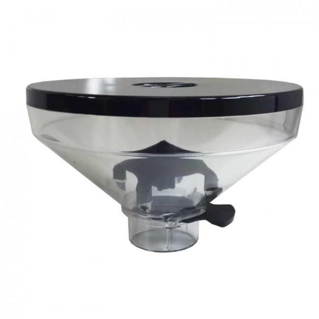 Pâlnie de cafea transparentă completă 300 gr. Eureka Zenith/Olympus/Atom