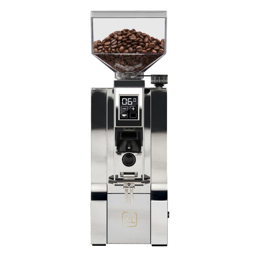 Râşniţă de cafea Eureka Mignon XL 16CR - Crom