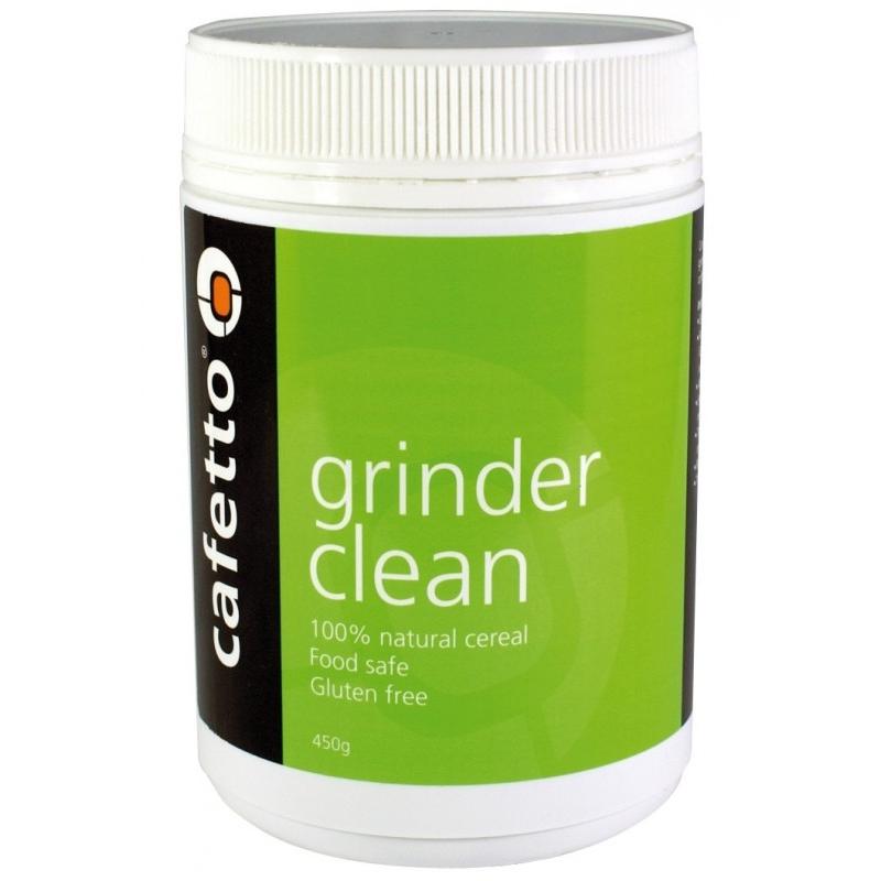 Cafetto Grinder Clean - granule din cereale pentru curăţarea râşniţelor de cafea (borcan 450gr)