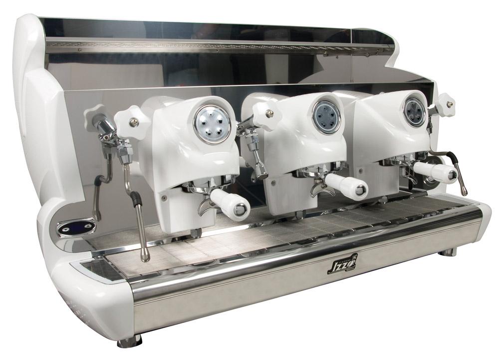 Espressor profesional Izzo MyWay Sorrento automat, 4 grupuri, control PID